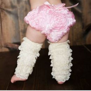 Boutique Bloomers & Ruffled Leggings